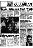 Western Washington Collegian - 1959 April 17