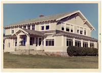 Frank Wright's house, Lummi Island