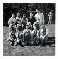 1965 Boys Track and Field Team
