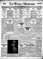 Weekly Messenger - 1927 February 25