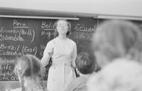 1967 Mayo Williams Teaching