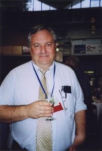 2007 Reunion--Skye Richendrfer at the Banquet