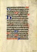 Dutch Book of Hours early 1400 [item 38465]
