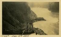 Lower Baker River dam construction 1924-12-13
