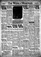 Weekly Messenger - 1927 November 11
