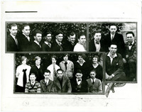 Fairhaven students (three images combined on one page)