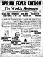 Weekly Messenger - 1923 May 28