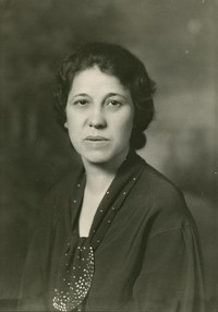 1933 Lillian Dunning