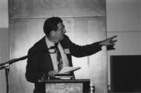 1993 Reunion--Curt Smith Addresses Banquet Attendees