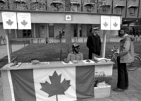 1980 Canada Booth Red Square