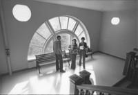1978 Old Main: Interior