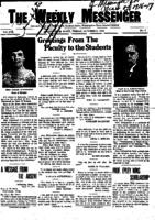 Weekly Messenger - 1916 October 6