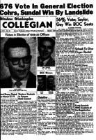 Western Washington Collegian - 1954 March 5