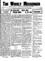 Weekly Messenger - 1917 January 20