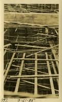 Lower Baker River dam construction 1925-03-21