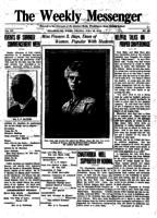 Weekly Messenger - 1916 July 28