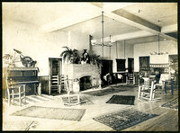 Unidentified interior large living or meeting room.