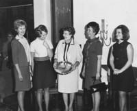 1970 Lorraine Powers Retirement Tea