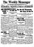 Weekly Messenger - 1921 March 4
