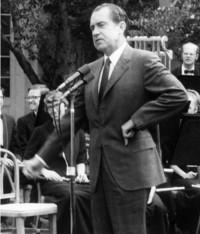 President Richard M. Nixon