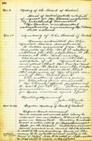 AS Board Minutes - 1923 November
