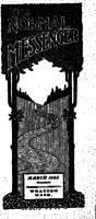 Normal Messenger - 1903 March