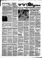 WWCollegian - 1947 January 10