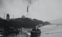 Bellingham waterfront [audio-visual clip]