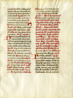 St. Augustine Breviary, undated [item 4181a]