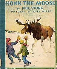 Stong - Honk the Moose