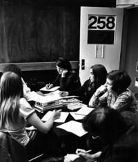 1970 Miller Hall: Classroom