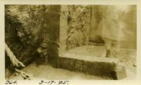 Lower Baker River dam construction 1925-03-17 Box drain?