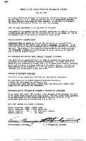 WWU Board minutes 1937 May
