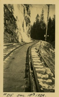 Lower Baker River dam construction 1924-12-18