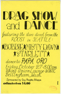 Drag Show and Dance