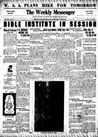 Weekly Messenger - 1926 January 15
