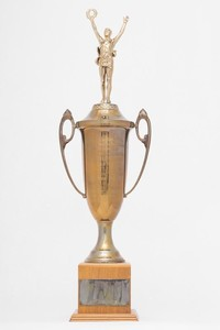 General Trophy: Sam E. Carver Award WWCE, Athlete of the Year Award, presented by the             Helmsmen Club, 1954/1967