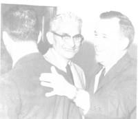 Senator Henry Jackson and Tandy Wilbur