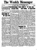 Weekly Messenger - 1918 December 7