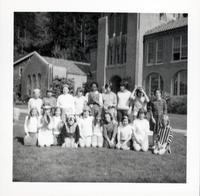 1965 Girls Sports Team