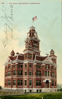 City Hall, Bellingham, Washington