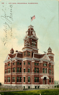 City Hall, Bellingham, Washington