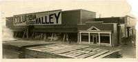 Columbia Valley Lumber Company warehouse