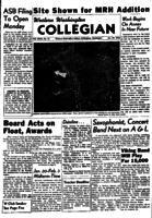 Western Washington Collegian - 1956 January 27