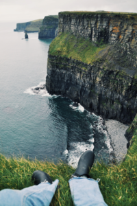 On the Edge, Galway, Ireland