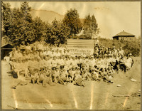 Annual picnic of the Bellingham Bay Furniture Company