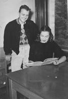1946 Wade Haggard and Gloria Carey