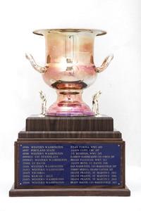 Golf (Men's) Trophy:  Invitational (back), 1973/2012