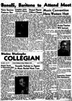 Western Washington Collegian - 1950 July 14
