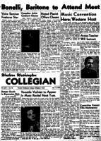 Western Washington Collegian - 1950 July 14